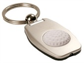 Golf Torch Key Ring