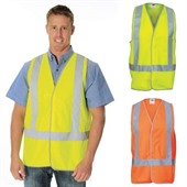 H Pattern High Vis Vest
