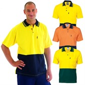 Hi Vis Cotton Mesh Shirt