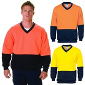 Hi Vis Fleece Sweater