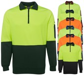 Hi Vis Fleece Top