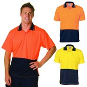 Hi Vis Food Industry Polo