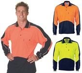 Hi Vis Panel Polo