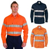 Hi Vis Reflective Tape Shirt
