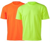 Hi Vis Safety Tee Shirt