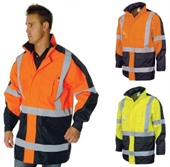 Hi Visibility Day and Night Jacket