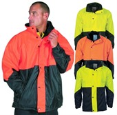 Hi Visibility Waterproof Jacket