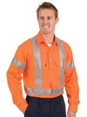 High Vis Reflective Work Shirt