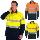 High Vis Work Shirt