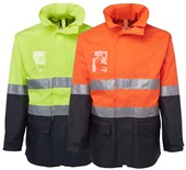 High Vis Workwear Jacket