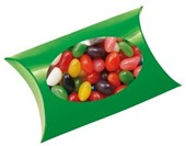 Jelly Beans Mixed Colours Window Pillow Box
