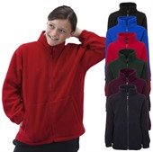 Kids 2 in 1 Polar Fleece Jacket