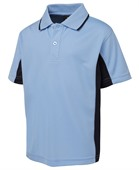 Kids Cool Dry Sports Polo Shirt
