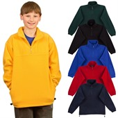 Kids Polar Fleece Pullover