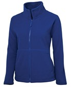 Ladies 2 in 1 Microfleece Jacket