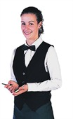 Ladies Catering Vest