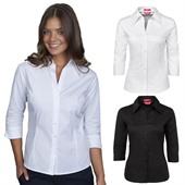 Ladies Fitted Business Shirt