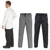 Lightweight Cargo Chef Pants