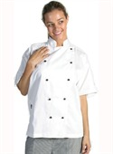 Lightweight Cotton Chef Jacket