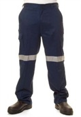 Lightweight Reflective Work Trouser