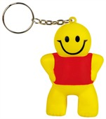 Little Man Anti Stress Key Ring