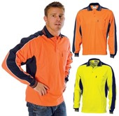 Long Sleeve Hi Vis Shirt