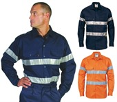 Long Sleeve High-Vis Shirt