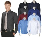 Long Sleeve Mens Soft Shirt