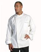 Long Sleeve Modern Chef Jacket