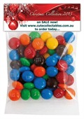 M&M Header Bag