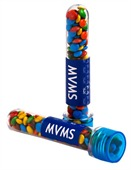 M&M Test Tube