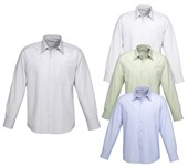 Mens Office Business Shirt