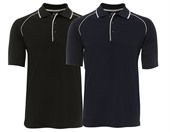 Mens Raglan Polo Shirt
