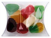 Mixed Lollies Clear Pillow Box