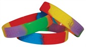 Multi Coloured Wristband
