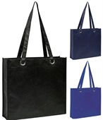 Non Woven Bag With Eyelets