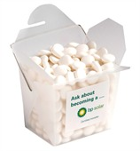 Noodle Box of Mints