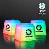 Party Ice Cube Multicolour LED