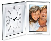 Photo Frame Desk Clock