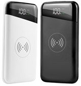 Piper Wireless Power Bank