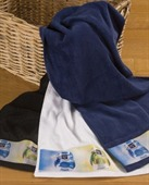 Plain Sports Towel