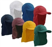 Poly Cotton Legionnaire Cap