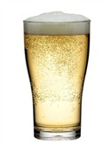Polycarbonate Pint Glass