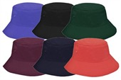 Polycotton Bucket Hat