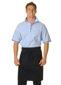 Polyester and Cotton Half Apron