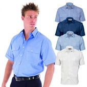 Polyester Cotton Work Shirt