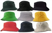 Promotional Cotton Bucket Hat