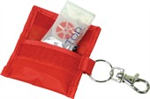 Promotional Key Ring CPR Mask