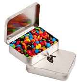 Rectangle M&M Tin