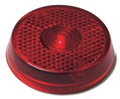 Red Safety Lamp